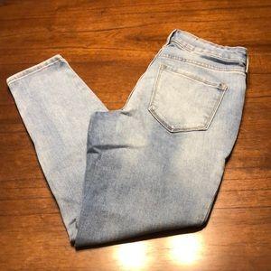 Old Navy Pop Icon Skinny Jeans 6 Short